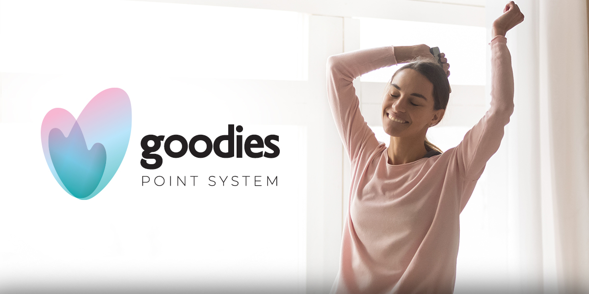 Goodies point system